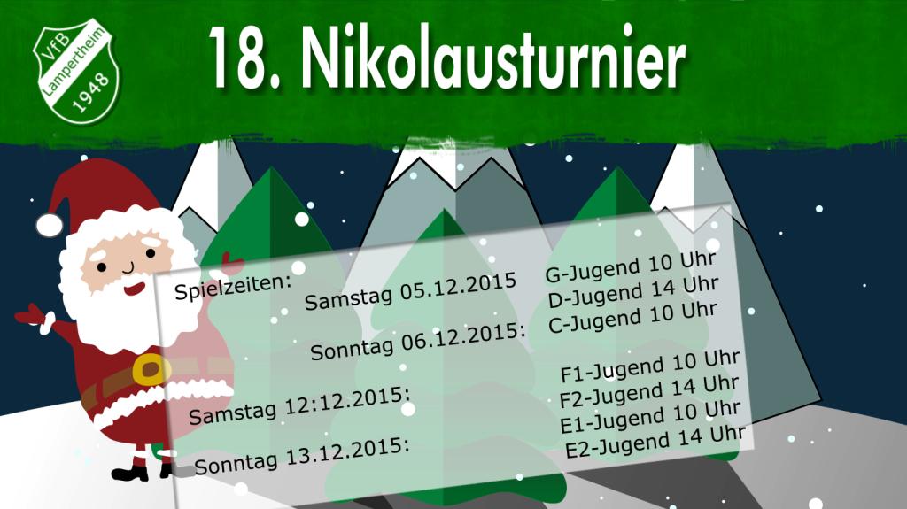 18. Nikolausturnier