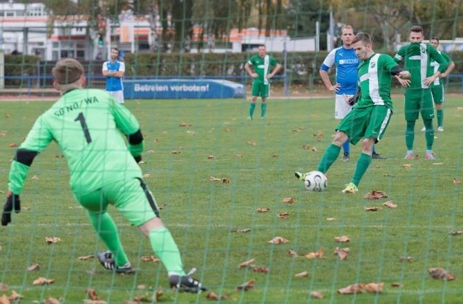 VfB bezwingt No/Wa souverän